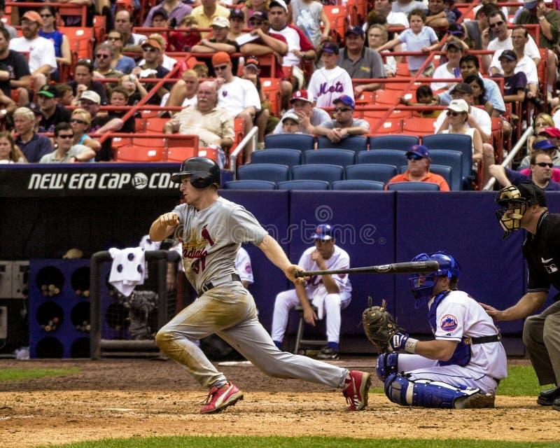 Bo Hart, St. Louis Cardinals stock photo