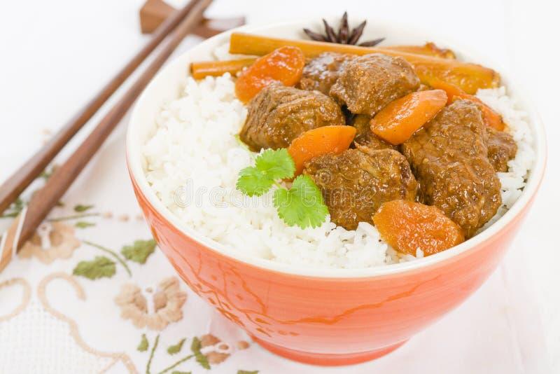 Download Bo Kho stock image. Image of meat, cinnamon, lamb, meal - 36916197