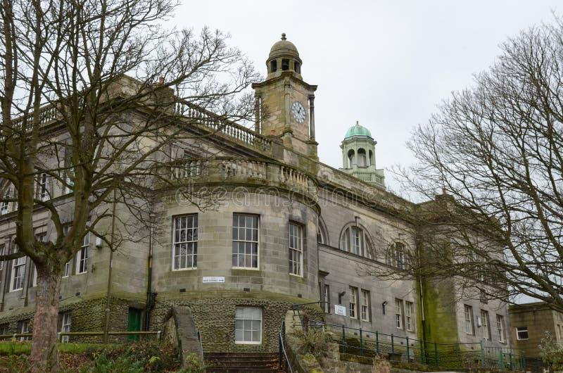 Bo ` Ness Townhall zdjęcie royalty free