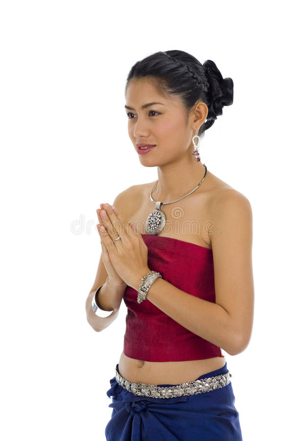 Boa vinda a Ásia fotos de stock royalty free