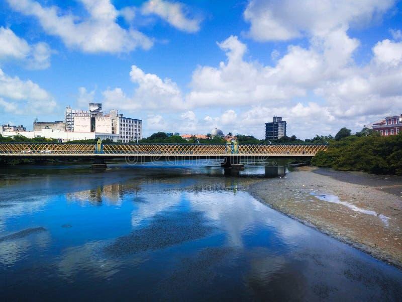 Boa-Vista-Brücke lizenzfreie stockfotografie
