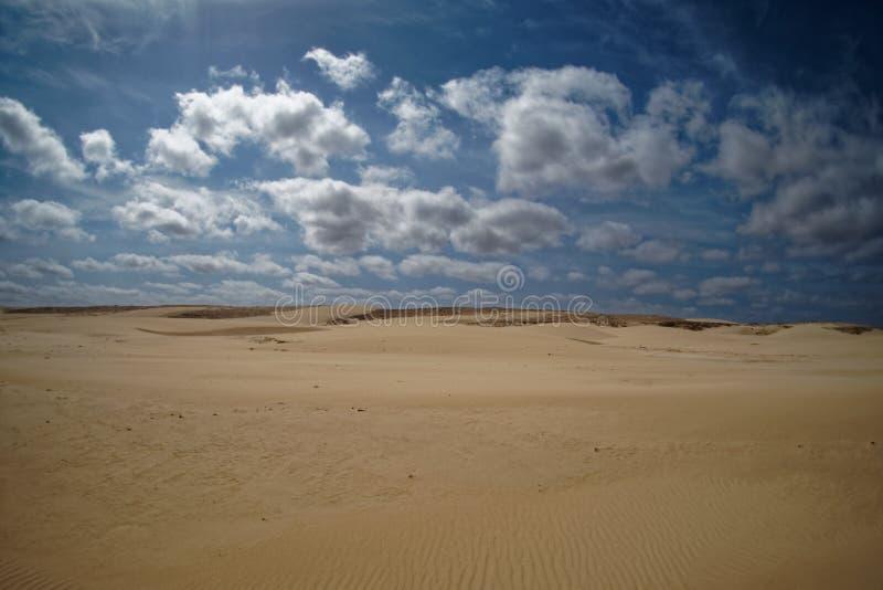 Boa Vista de la isla en Cabo Verde, paisaje - playa fotos de archivo