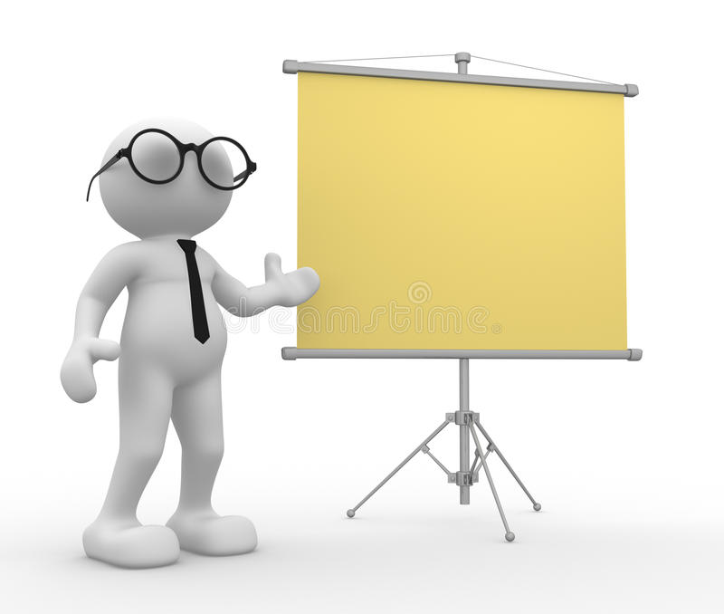 Download Board stock illustration. Image of lecture, plank, design - 26152254