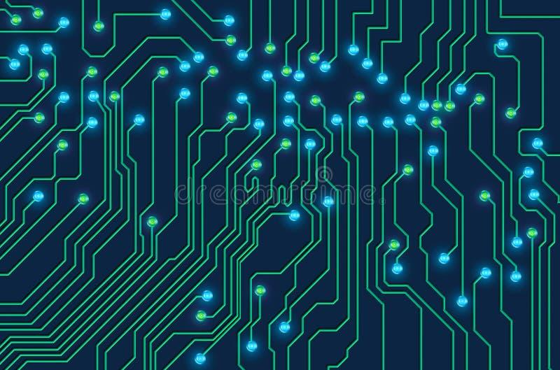 board circuit ελεύθερη απεικόνιση δικαιώματος