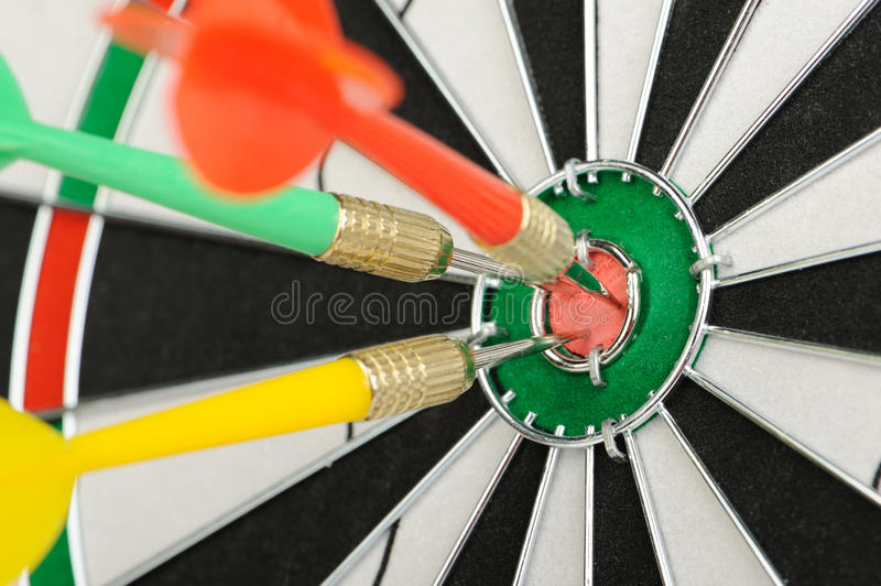 Download Board for darts. stock photo. Image of concentric, concepts - 13564286