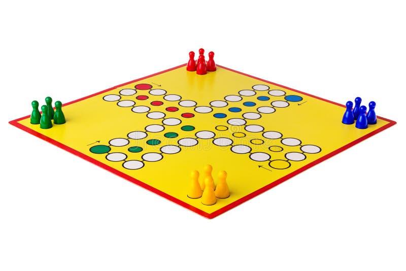 Boardgame ilustração stock