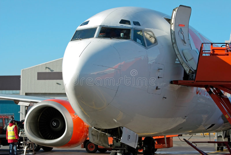 Boarding stock images