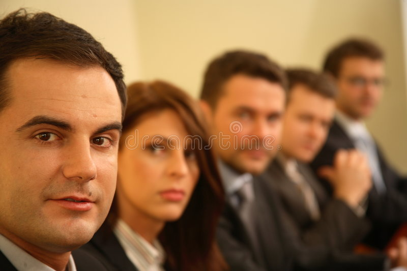 Download In the boardroom stock image. Image of attorney, businessmen - 2249907