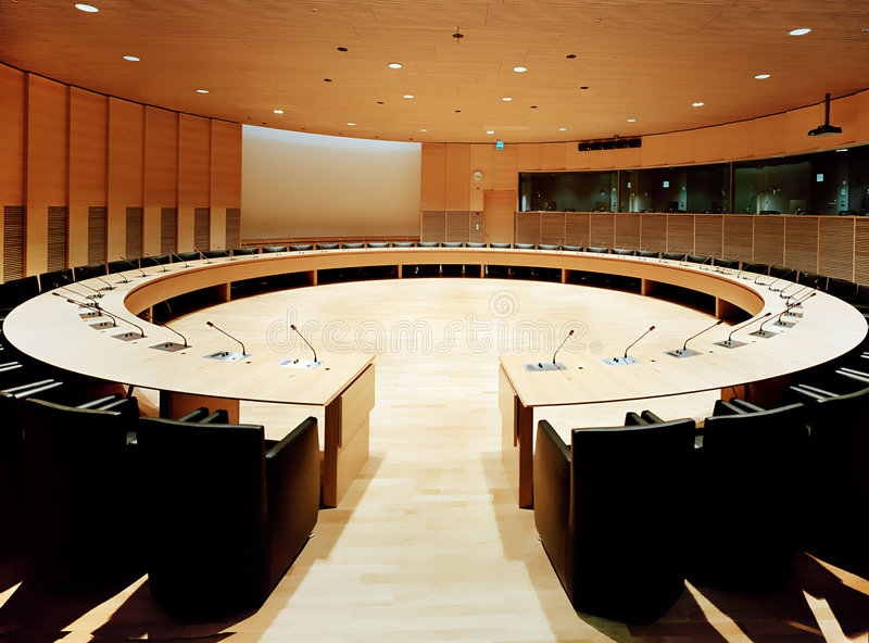Download Boardroom Royalty Free Stock Photo - Image: 4769795