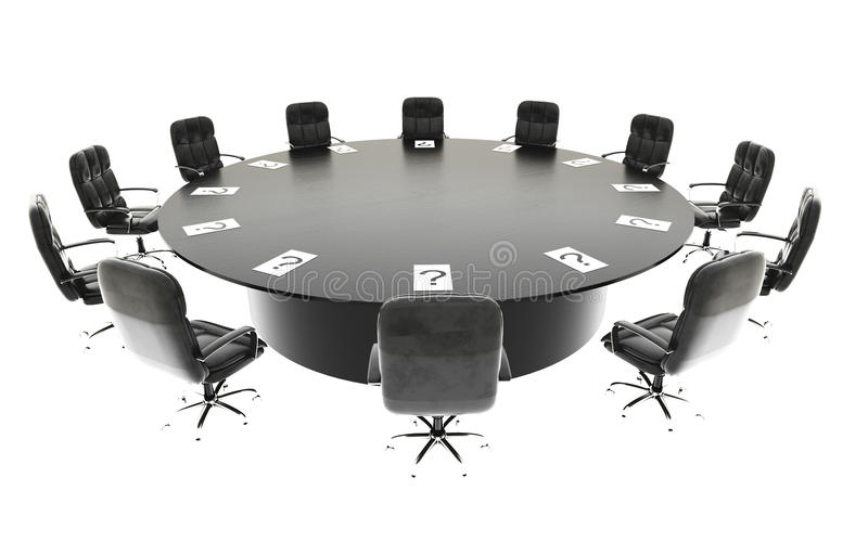 Boardroom  meeting room and conference table and chairs  Business concept   Isolate 3d rendering Boardroom  Meeting Room And Conference Table And Chairs  Business  . Meeting Room Table And Chairs. Home Design Ideas