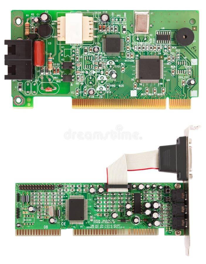 boards elektroniskt arkivfoton
