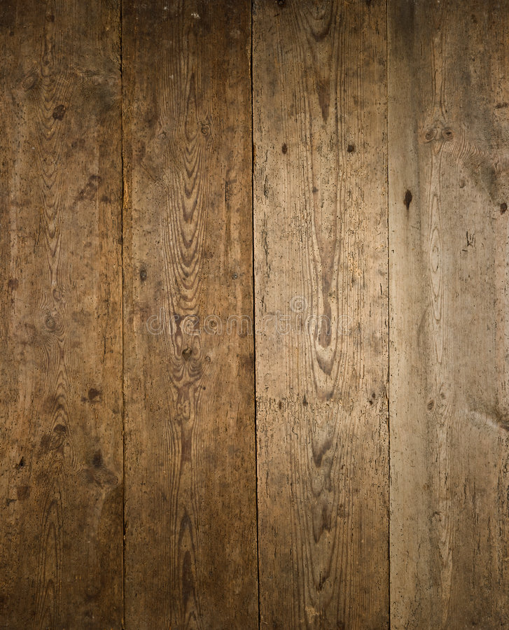 boards gammalt texturerat trä royaltyfri bild