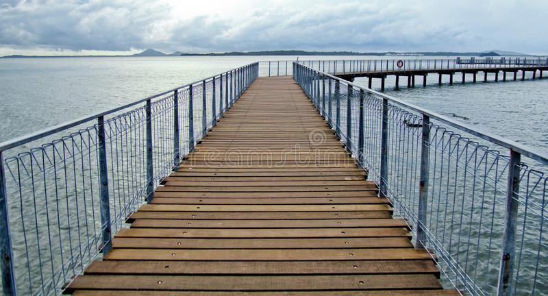 Download Boardwalk stock photo. Image of bridge, direction, nature - 15485672