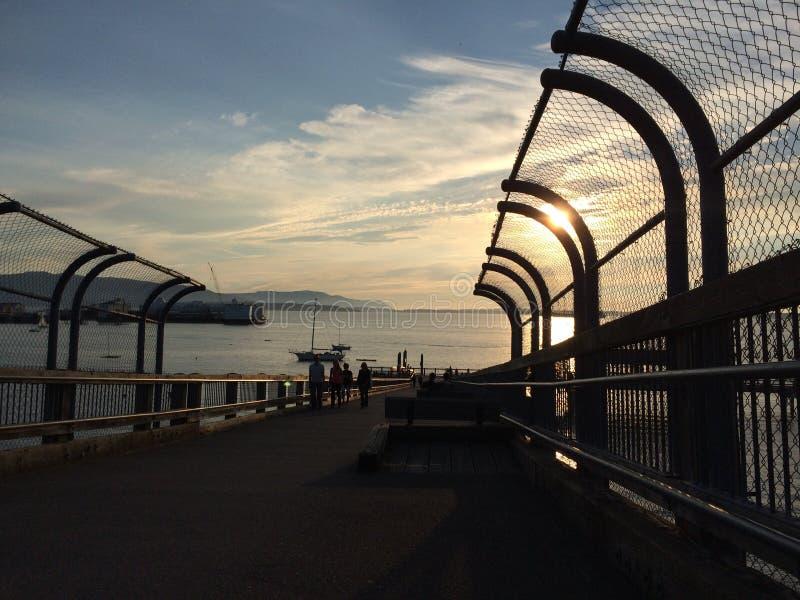 Boardwalk zdjęcia stock