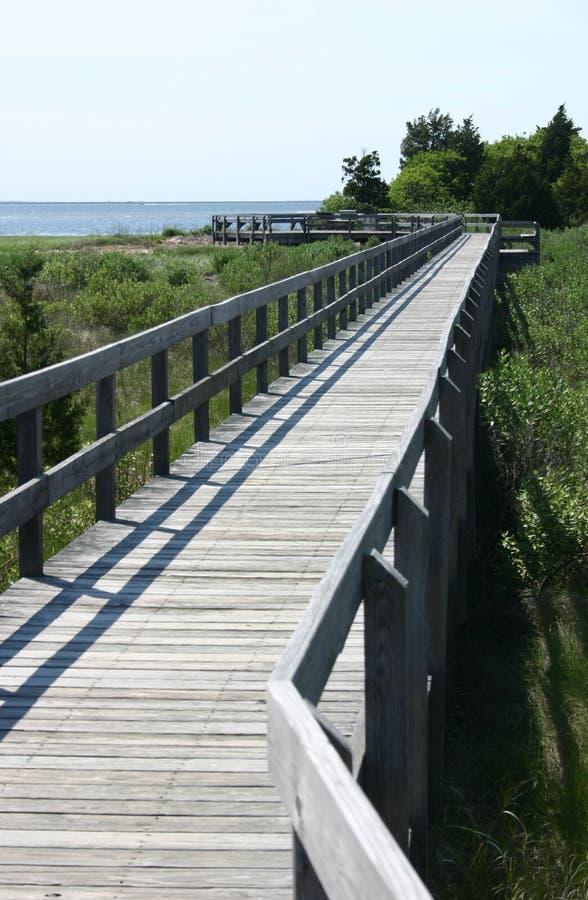 Boardwalk stock photos