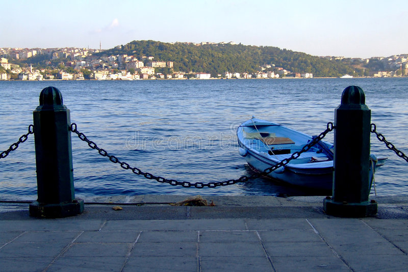 Download Boat stock image. Image of sandy, wave, bridge, fishing - 1017001