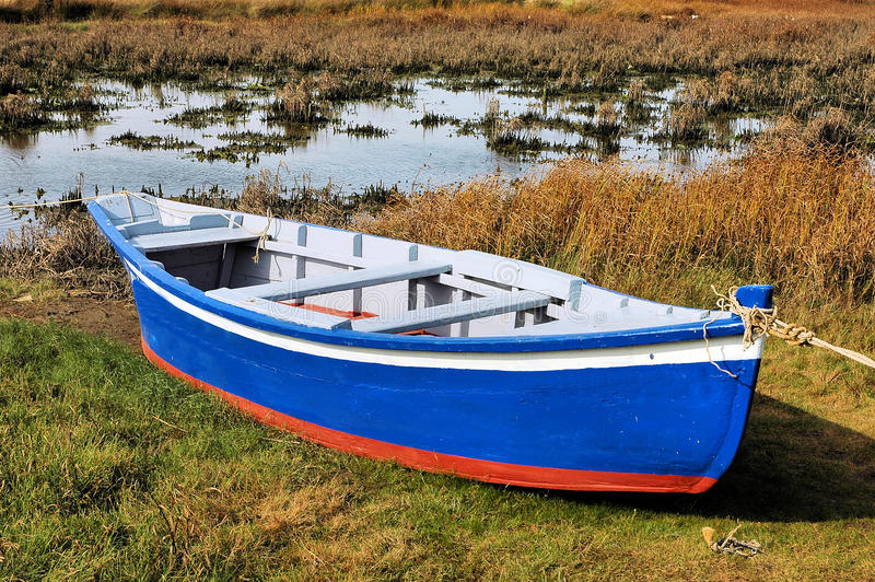 Download Boat stock photo. Image of tied, traditional, pond, nature - 10806578