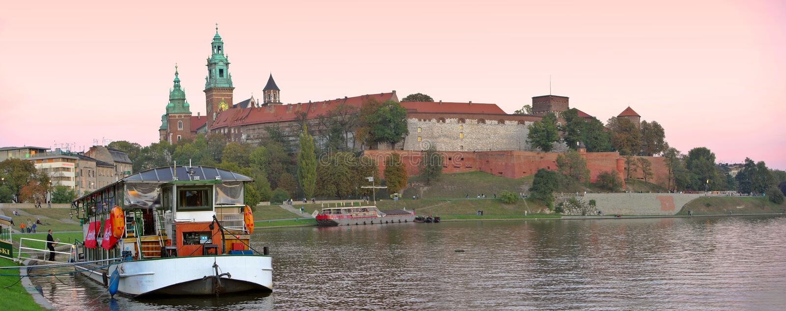Download Boat stock photo. Image of krakow, river, preserved, light - 1360862