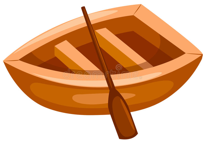 Download Boat stock vector. Illustration of palm, boat, equipment - 15130279