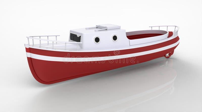 Download Boat stock illustration. Illustration of boat, action - 20871774