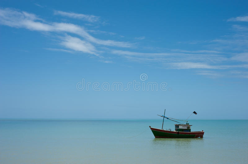 Download The boat stock image. Image of coast, ponta, boat, south - 25362199