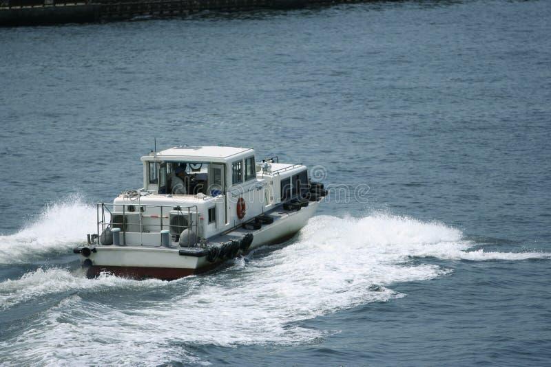 The boat stock photo