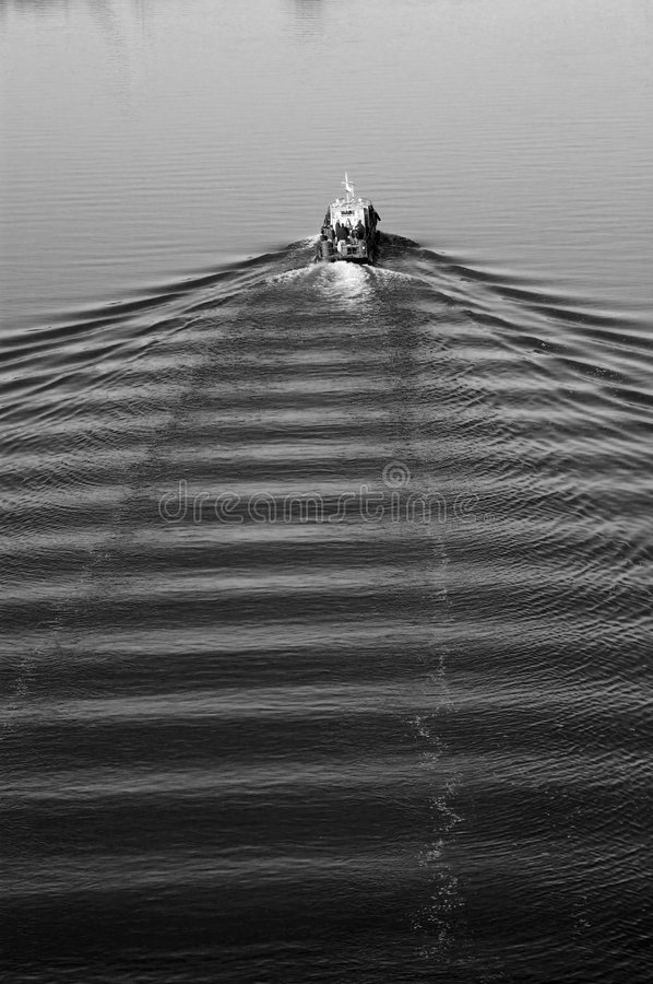 Download Boat stock photo. Image of wave, quiet, ripples, boat - 9248476