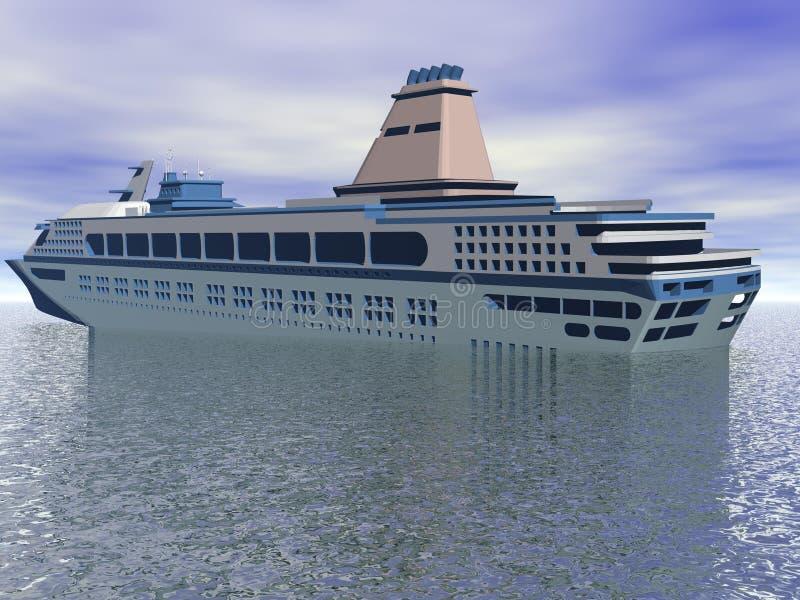 Download Boat stock illustration. Image of origin, shadow, water - 43654072
