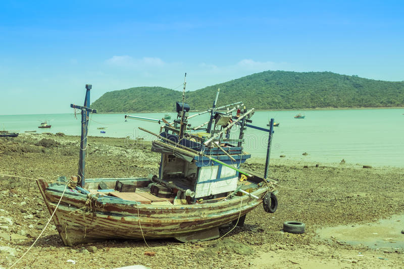 Boat Antique Vintage royalty free stock photos