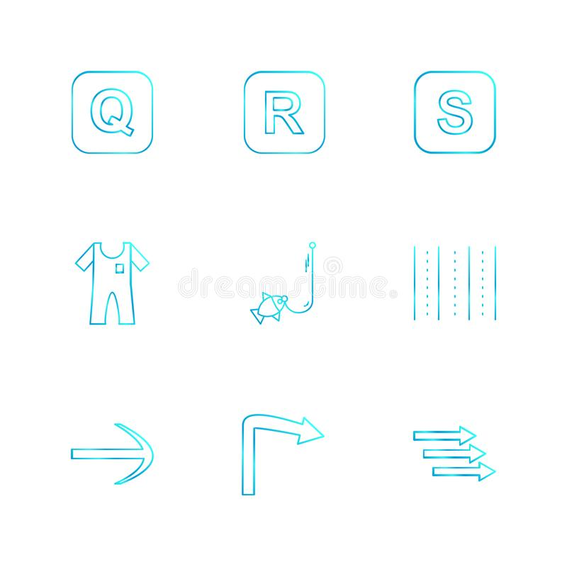 boat , arrows , alphabets , sea , food , picnic , summer , eps royalty free illustration