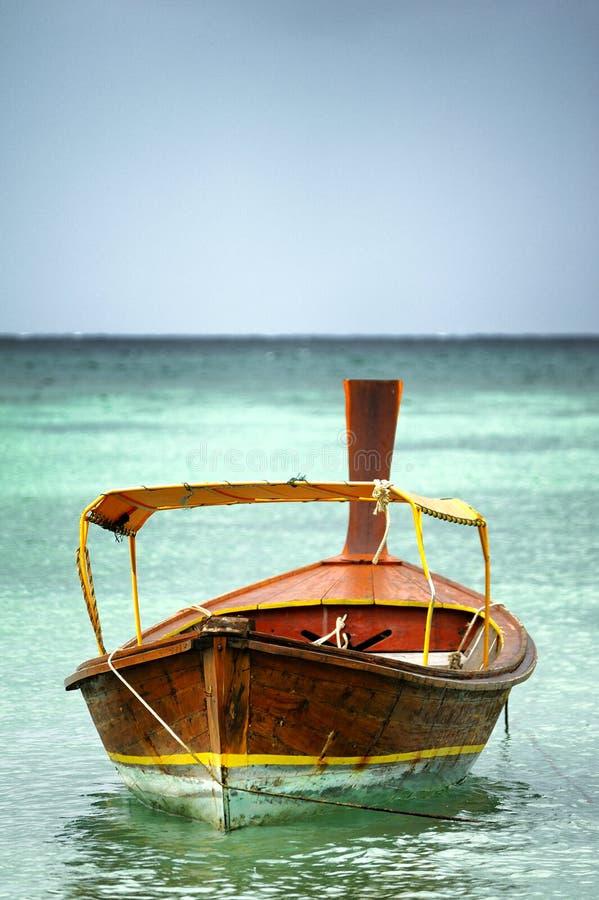 Free Boat At Sea Thailand Stock Photography - 35662182