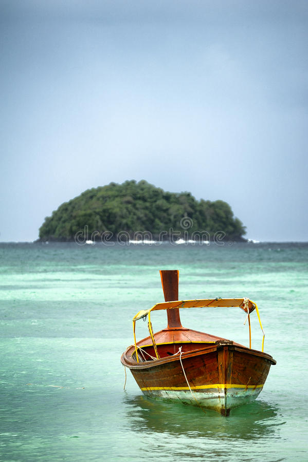 Free Boat At Sea Thailand Stock Photo - 35662450