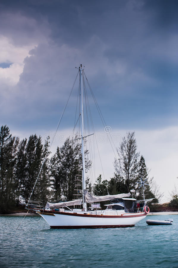 Download Boat at bay stock image. Image of seascape, asia, malaysia - 29246001