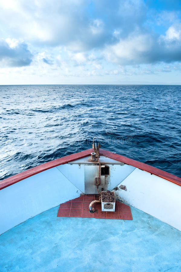 Download Boat bow stock photo. Image of vessel, journey, aquatic - 22843182