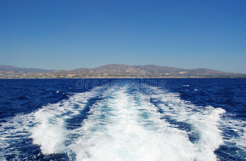 Download Boat cruise off the coast stock image. Image of luxury - 20952071