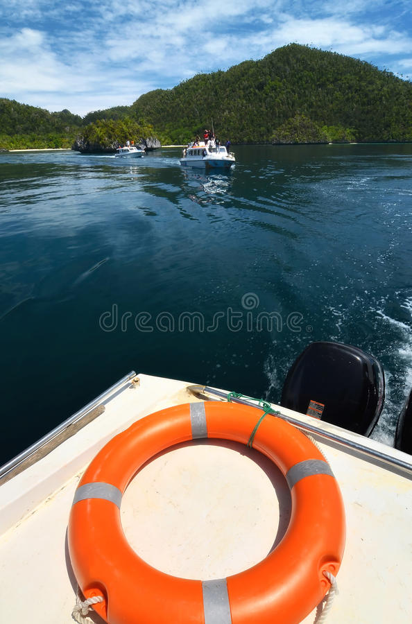 Download Boat Expedition 02 stock photo. Image of ocean, green - 22031224