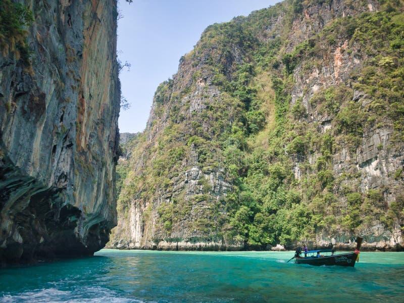 Krabi`s island royalty free stock photos