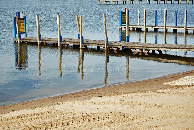 Download Boat Ramps stock photo. Image of piling, vacant, sport - 5256870