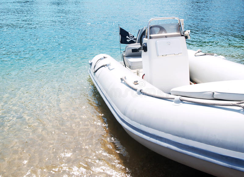 Download Boat in the sea stock photo. Image of caribbean, holidays - 26257918