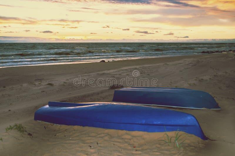 Boat sea royalty free stock photos