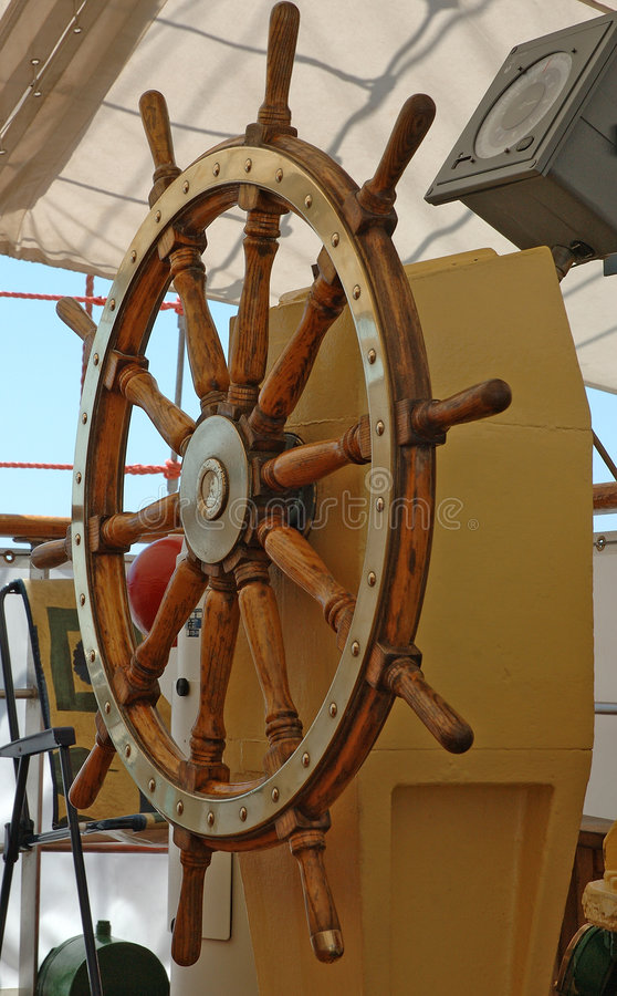 Download Boat Steering stock photo. Image of maritime, sailing, steering - 12266