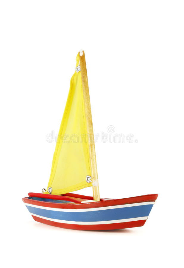 Free Boat Toy Royalty Free Stock Photography - 47128717