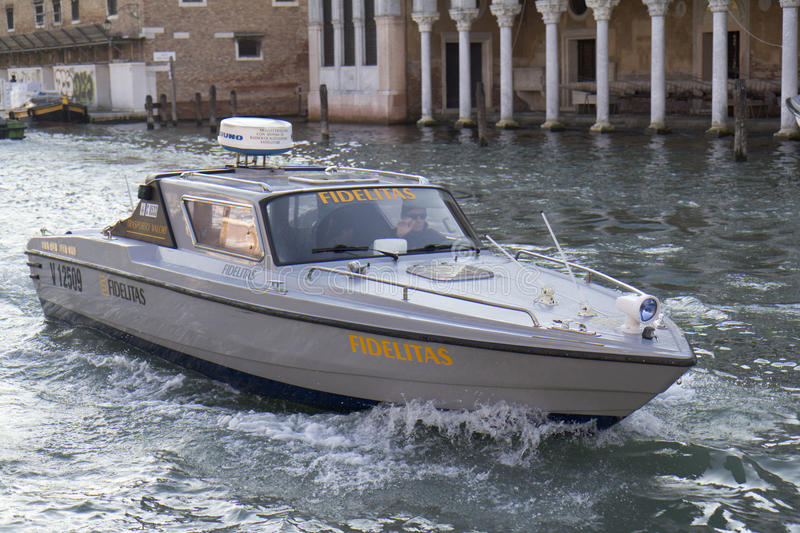 Download Boat transfering funds editorial stock photo. Image of motorboat - 22540678