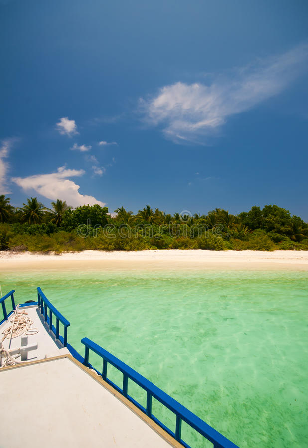 Download Boat Trip stock image. Image of island, exotic, lagoon - 18239495