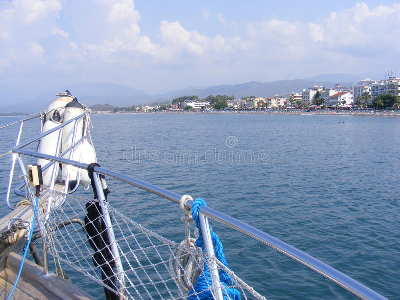 Download Boat trip Turkey stock image. Image of hotels, recreation - 23117571