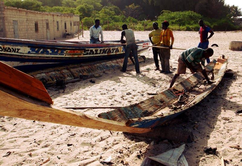 Boatbuilding imágenes de archivo libres de regalías