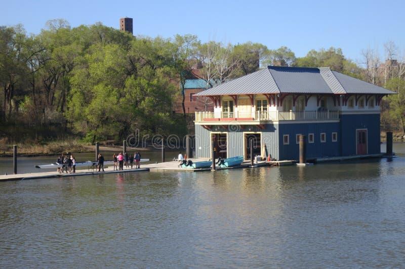 Download Boathouse editorial stock photo. Image of kayak, kayaking - 33267878