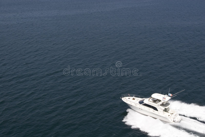 Boating royalty free stock photos