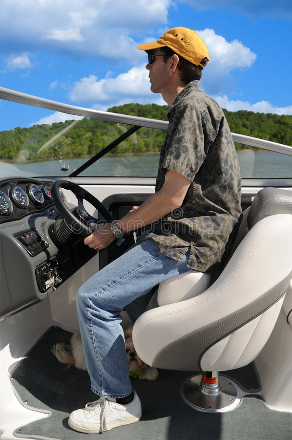 Download Boating In Kentucky 5 stock photo. Image of happiness - 5579522