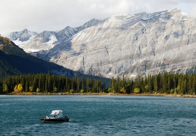 Download Boating among the moutains stock image. Image of hiking - 6626617
